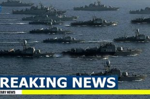 Iran Sends Navy Warships to the Atlantic Ocean in response to US carrier in Gulf