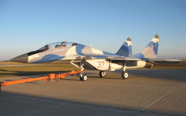 MiG-29 Fighter Jet for Sale For $4.65 Million