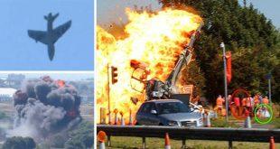 'Pilot error' behind Shoreham airshow crash that killed 11 people