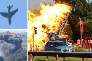 'Pilot error' behind Shoreham airshow crash that killed 11 people