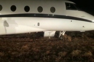 Plane carrying Bilawal Bhutto-Zardari skids off runway at Islamabad airport