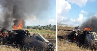 RMAF Dassault Mirage F1 crashed after a technical malfunction