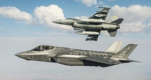 Singapore picks F-35 to replace its aging F-16 fighter jets Fleet