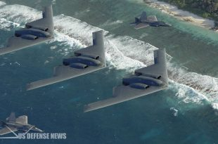 U.S. Air Force Deploys B-2 Bombers and 200 Airmen to Hawaii