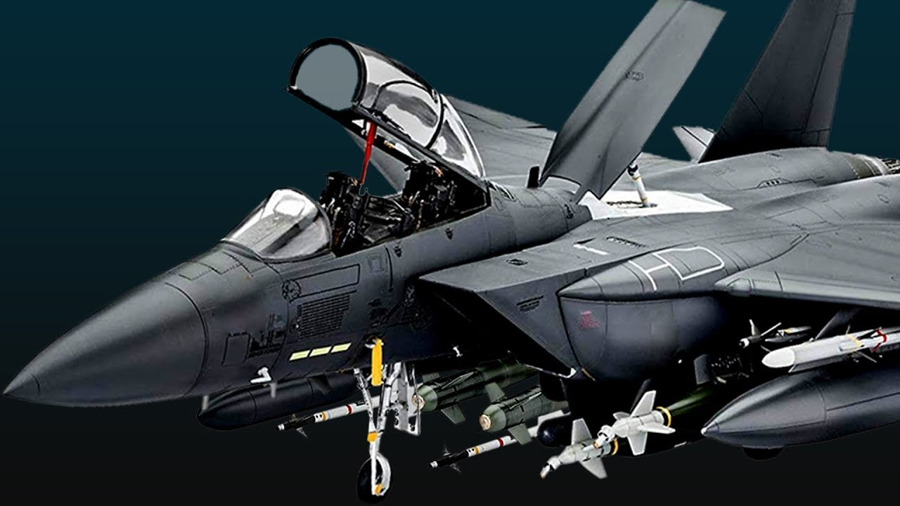USAF's to buy New 12 F-15X Advanced Eagle Fighter Jets