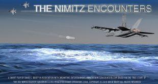 Declassified' videos USS Nimitz UFO incident: That Time the U.S. Navy Had a Close Encounter With a UFO