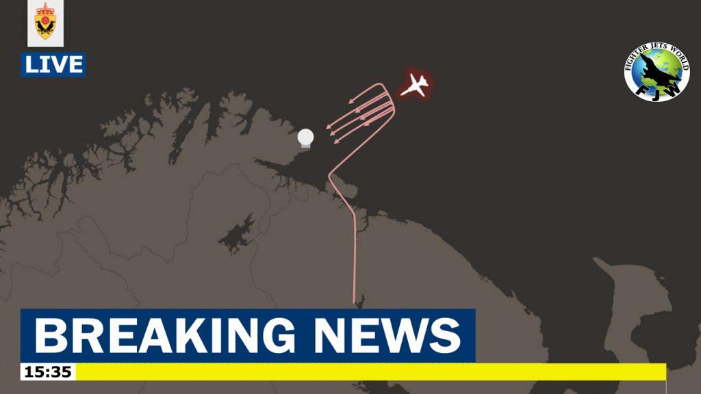 11 Russian fighter jets made a mock attack on Norwegian radar station, jams GPS