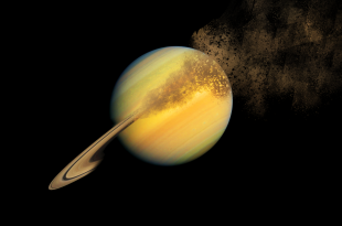 NASA Research Reveals Saturn is Losing Its Rings and they're disappearing much faster than scientists had anticipated
