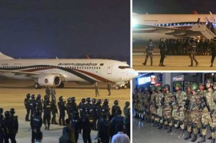 Bangladesh Plane Hijacker Who Was Killed by Security forces hijacked plane using toy gun