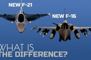Difference between new F-21 and New F-16 Block 70 Fighter jet