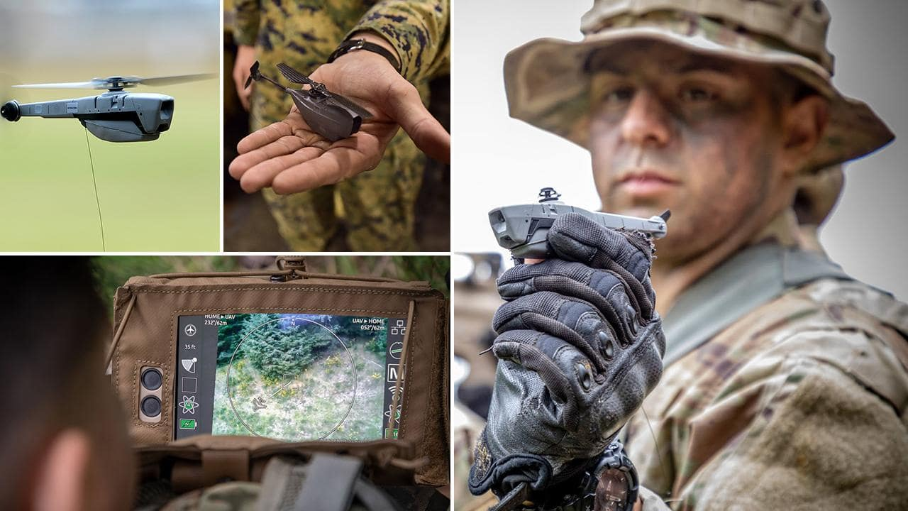 Game-changing FLIR Black Hornet nano drones are About To Change Army Operations Forever