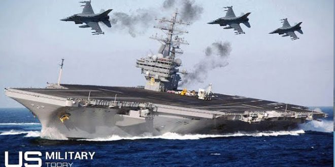 Here what would happen if the Enemy fighter jets try to ...Spanish Aircraft Carriers 2019