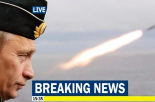 Putin Threatens U.S.: I'm ready for another Cuban Missile-style crisis if you want one