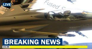 Lockheed Martin Unveils New F-21 Fighter Jet at Aero India 2019 Airshow