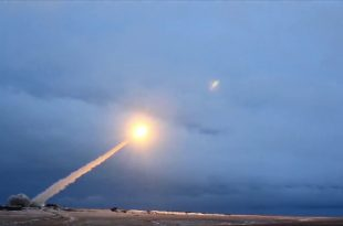 Russia claims to have successfully tested Burevestnik NUCLEAR-POWERED cruise missile