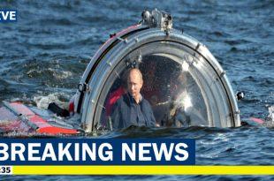 Russia releases video of its FLEET KILLER underwater ROBOT NUKE 'Poseidon' drone