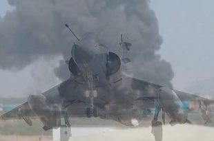 Two pilots killed in IAF Upgraded Mirage 2000TI fighter jet crash in Bengaluru