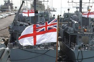 China angry as UK has announced plans to establish a two new naval base in Asia