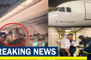 Woman gives birth on JetBlue flight: Baby born named 'Born to Be Blue'