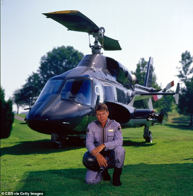 Airwolf Actor Jan-Michael Vincent
