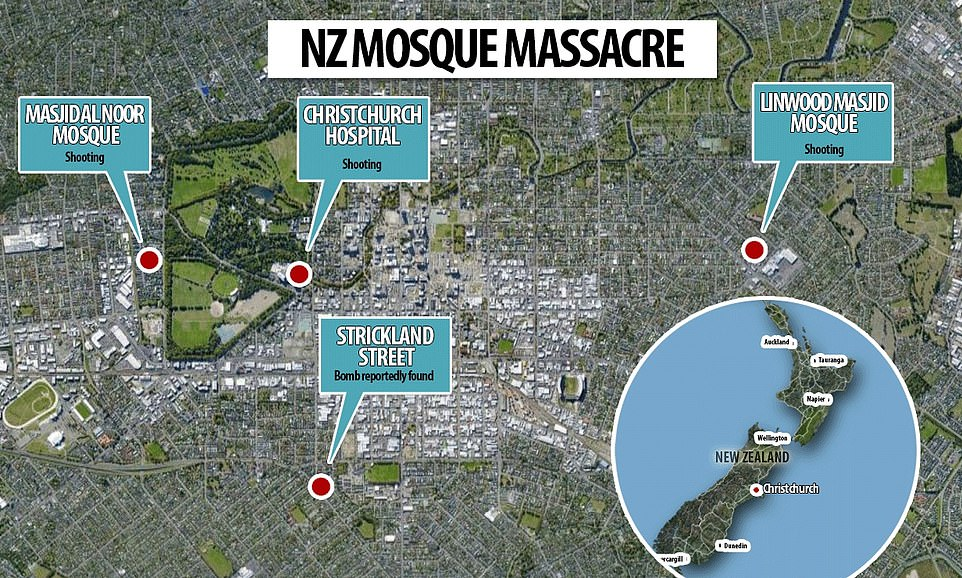 Christchurch mosque shootings