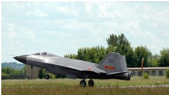 J-18 VTOL Stealth Fighter jet 2