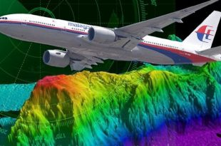 $3 BILLION plan to map ENTIRE ocean floor can be used to find Malaysia Airlines Flight 370