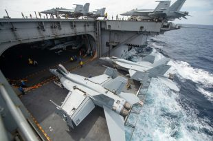 US-China Cold War 2.0: Would China Really Try to Sink a U.S. Navy Aircraft Carrier?