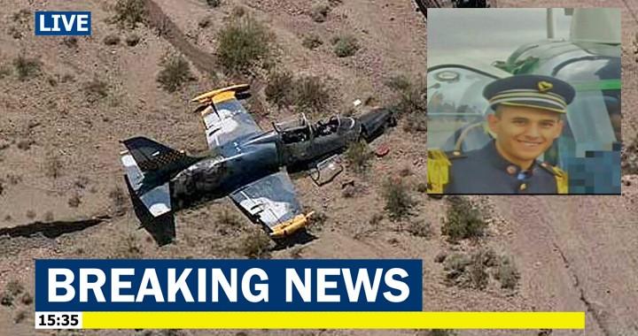 Algerian Air Force L-39 Albatros trainer jet crashed in Oran, 2 Pilot Dead