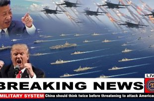 China should think twice before threatening to attack U.S