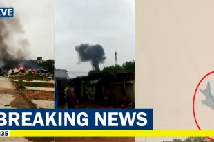 Chinese navy fighter jet crashes in Hainan, two pilots dead