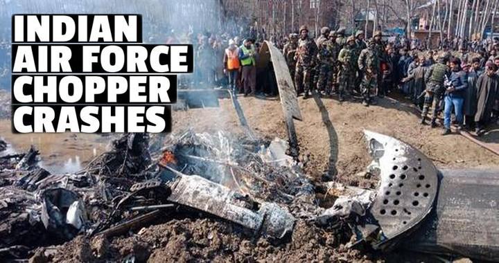 IAF Air Traffic Control officer confusion caused Budgam 'friendly fire' Mi-17 chopper crash