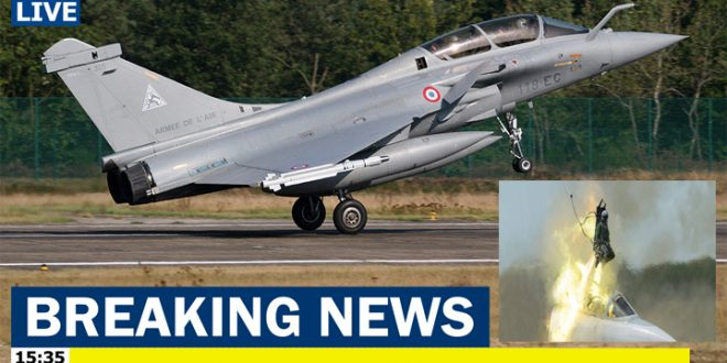 Armée de l'air française Dassault Rafale navigator seriously injured after being ejected on takeoff