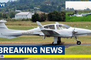 Diamond DA42 Twin Star PLANE crash in Kaimanawa Ranges, 2 dead