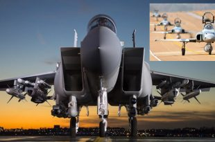 FY 2020 Budget: 8 F-15Xs For USAF And 22 F-5s For Navy