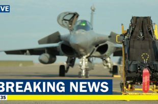 France Grounded Rafale Fighter Jets After Passenger Was Accidentally Ejected