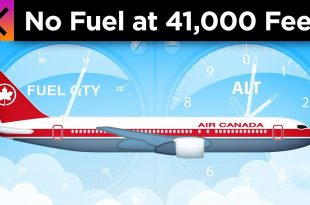Gimli Glider: Air Canada Flight 143 Ran Out of Fuel at 41,000 Feet -Here's What Happened Next