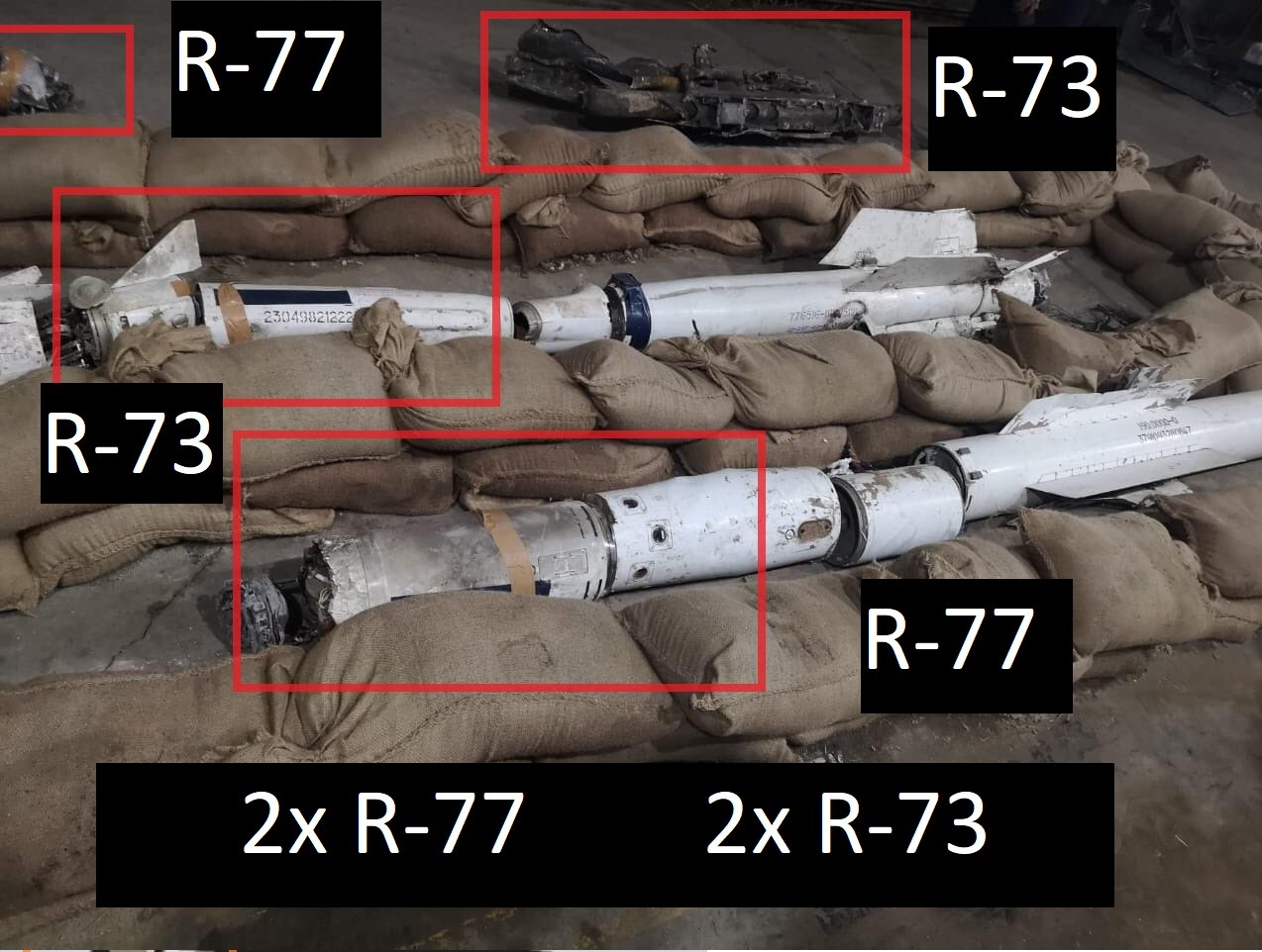 IAF Mig- 21 Bison Wreckage Suggests that Indian pilot was Unable to Fire Single Missile