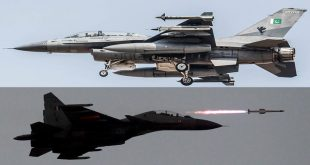 Indian Air Force seeks fresh replenishments of Air-to-Air Missiles on urgent basis to counter PAF F-16s