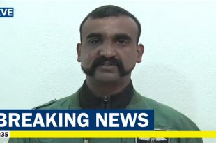 """I was trying to find the target when PAF Shot me down"": Indian pilot Wing Commander Abhinandan"