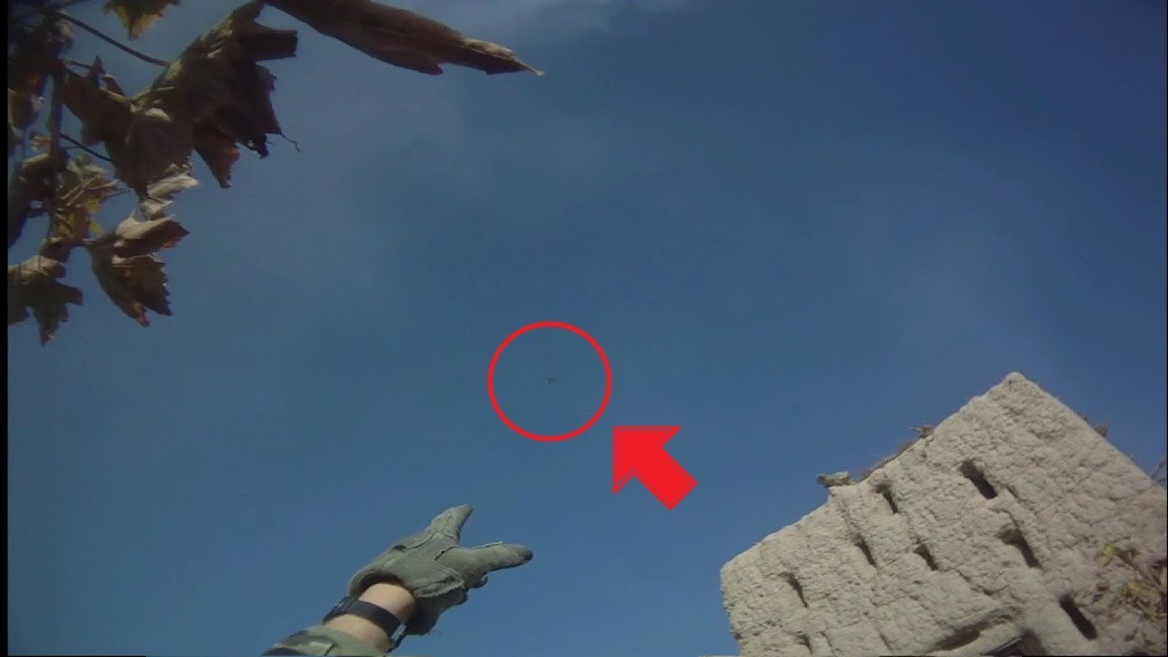 Insane GoPro footage of A-10 Warthog Strike On Taliban In Panjwai