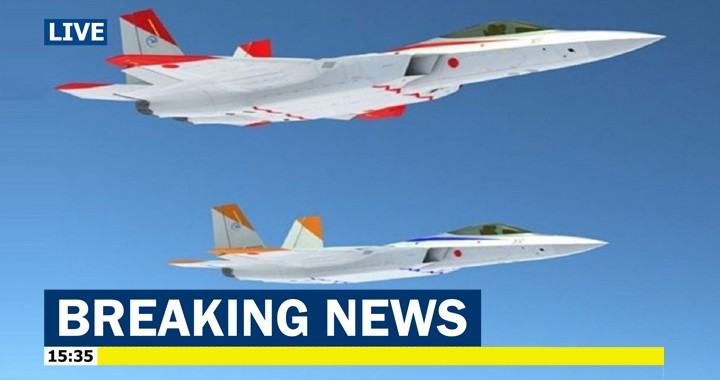 Japan released video sharing further details of next-generation fighter aircraft