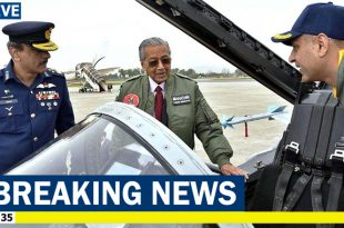 Malaysia to buy two JF-17 Thunder Fighter Jets for Tests and Evaluatio