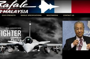 Malaysian Prime Minister threatens to Choose China Jets over EU fighter jets Amid EU Palm oil Spat