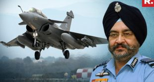 Once Rafale come, PAF won't come near LoC or Border: Indian Air Force Chief Dhanoa