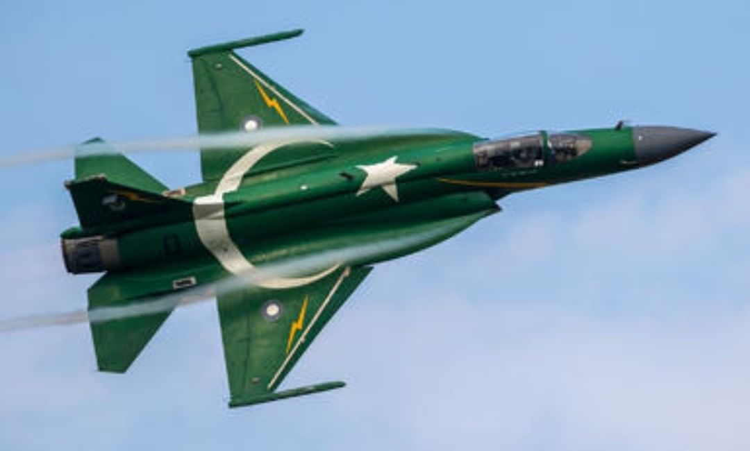 PAF Fighter jets went supersonic while flying over PoK last night, India on alert