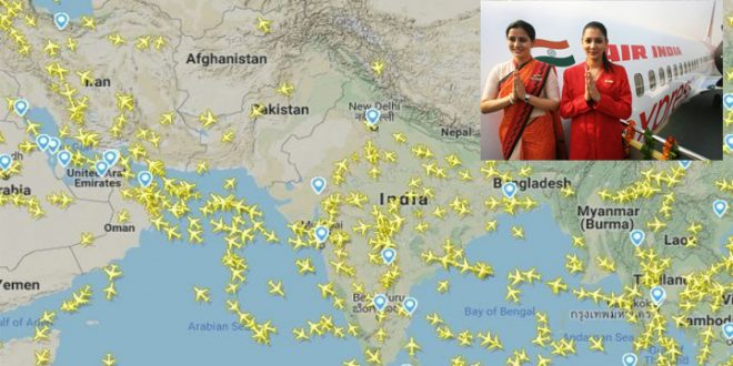 Pakistan's Airspace Still Closed: World's flights affected, Air India worst-hit losing Rs 3 crore every day