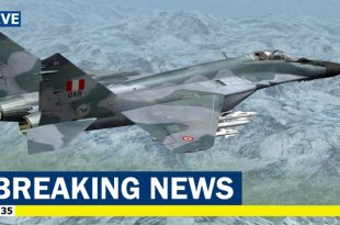 Peruvian Air Force MiG-29 Fighter jet crashed in Lambayeque