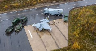 Saab Released Recent Footage of Gripen - Always combat ready can operate from a road strip of only 16 x 800 meters
