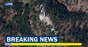 Satellite images reviewed by Reuters show buildings still standing at IAF bombing site